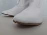 Сапоги для народных танцев женские (белый)