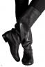 Сапоги для народных танцев мужские (черный)