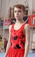 Купальник мужской для спортивной гимнастики СГМ 4.17 FENIX ST