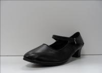 Туфли для народных танцев - Фламенко (черный)