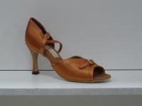Туфли для бальных танцев Dancemaster мод.163 (каблук 8 см)