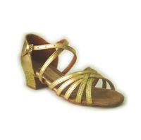 Туфли для бальных танцев Dancemaster арт.1410K