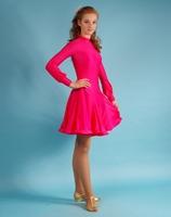 Платье спортивное для бальных танцев Р 4.4 Альера