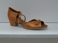 Туфли для бальных танцев Dancemaster мод.163 (каблук 3 см)