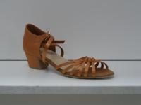 Туфли для бальных танцев Dancemaster арт.1712К