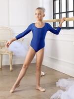 Купальник гимнастический для девочек SGK 200828