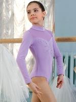 Купальник гимнастический боди для девочек SGB 201003