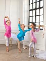 Купальник гимнастический для девочек SGK 200827