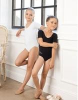 Купальник гимнастический (короткий рукав) SGK 200825 Arina Ballerina