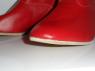 Сапоги для народных танцев женские (красный)