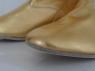 Сапоги для народных танцев женские (золото)