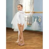 Купальник гимнастический боди для девочек SGB 201004