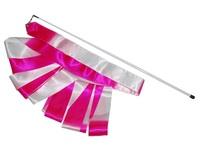 Лента с палочкой для художественной гимнастики (2 цвета)