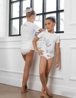 Комплект (футболка+трусы) для девочек SGFP 201250