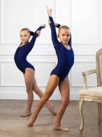 Купальник гимнастический для девочек SGK 201252