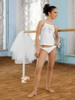 Комплект (майка-топ+трусы) для девочек SGTP 201032