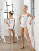 Комплект (майка-топ+трусы) для девочек SGTP 201251